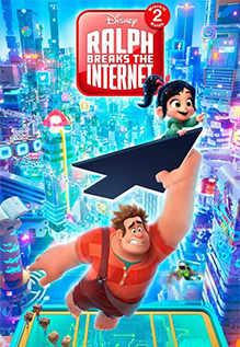 Ralph Breaks The Internet: Wreck It Ralph 2