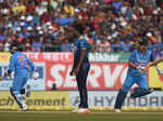 Sri Lanka beat India in first ODI
