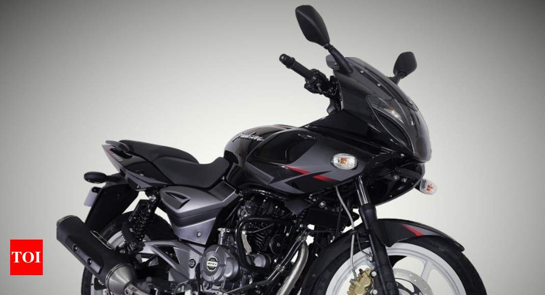 Bajaj Black Pack Pulsars Bajaj Launches New Black Pack Edition
