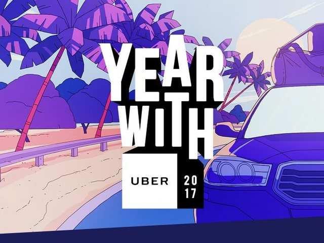 Uber reveals top India-specific trends of 2017