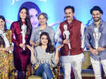Saba Ali Khan, Kareena Kapoor Khan, Sharmila Tagore, Saif Ali Khan and Kunal Kemmu