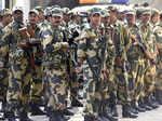Gujarat polls: Security tightened in sensitive areas