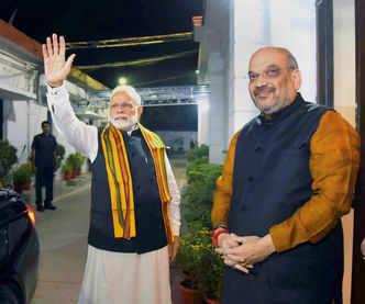 Poll of polls: BJP set to retain Gujarat, sweep Himachal Pradesh