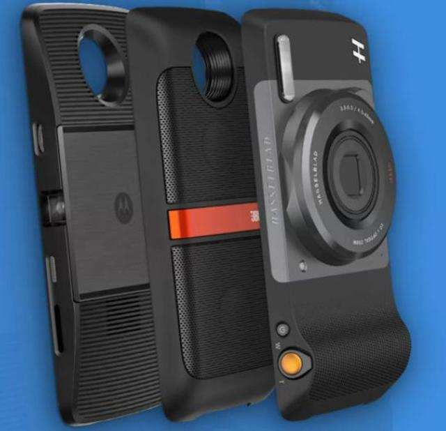 Motorola to launch new Moto Mods in India today - Latest
