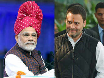Guj: BJP hopes for 6th straight win; Cong looks to end its 32-yr drought