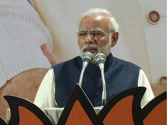 Support for BJP shows that every citizen wants India transformed: PM