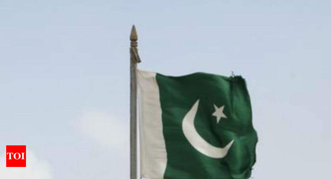 Pakistan: Pakistan's first national flag missing - Times ...
