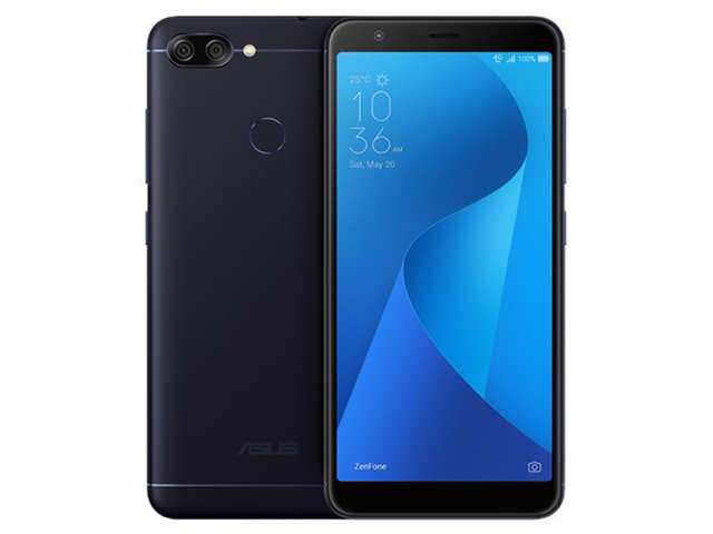 Asus ZenFone Max Plus (M1) with bezel-less display launched