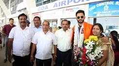 Mr India Supranational 2017 Prathamesh Maulingkar's homecoming