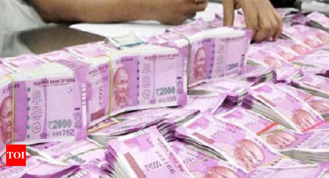 Black Money India Swiss Deal Inked Data Sharing From January 1 News Times Of