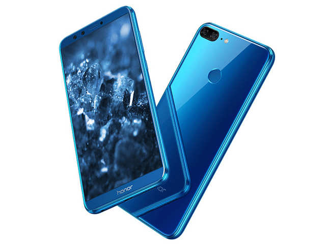 Honor 9 Lite smartphone with dual front and rear cameras, Android 8.0 launched