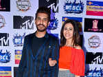 Suyyash Rai and Kishwar Merchant