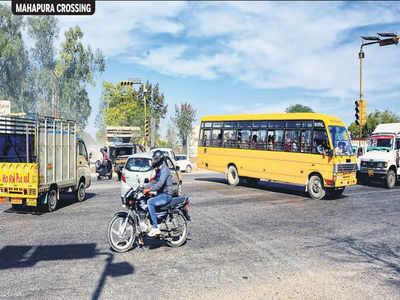 Mahapura—Bad Ke Balaji: The Killer Stretch   Jaipur News