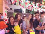 Ekta Kapoor Christmas party