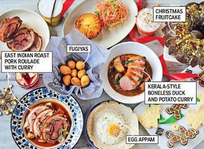 India's delicious desi twist to Christmas(Bombay Canteen/Heena Punwani)