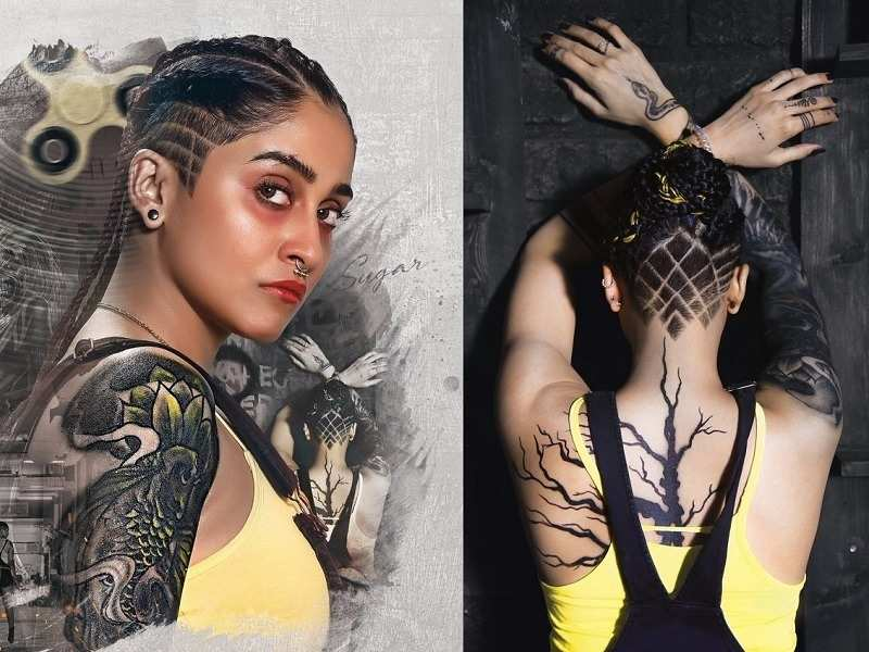 Regina Cassandra: It took the styling team more than 24 hours to get my look right in 'AWE'
