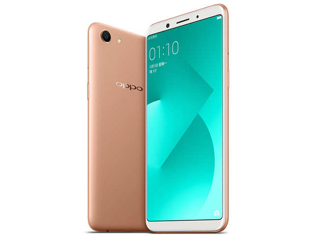 Oppo A83 Smartphone With Full Screen Display Face Unlock Launched