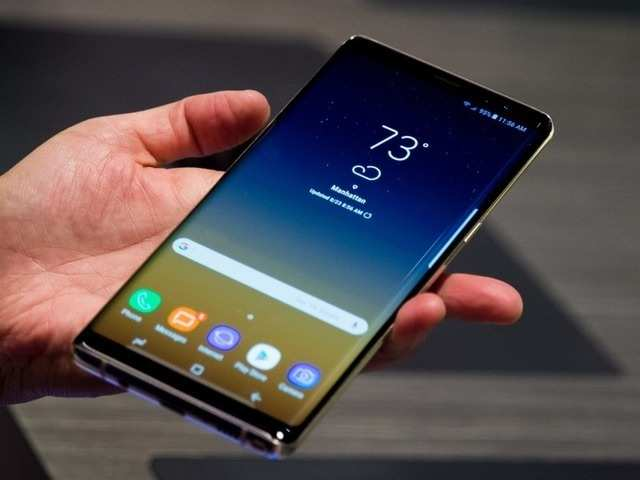 Samsung Galaxy Note 8 too may have a battery problem of its own