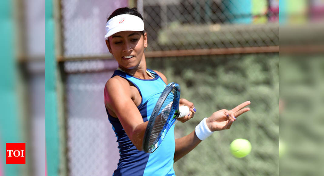 Five Indian Junior Female Tennis Players To Watch Out For Tennis News Times Of India