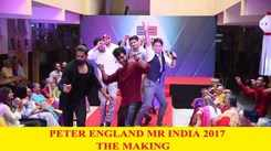 The Making Of Peter England Mr India 2017