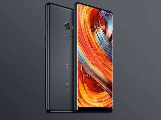 The Mi Mix 2 is Xiaomi's first bezel-less smartphone and came to India in a single variant with 6GB RAM and 128GB internal storage.