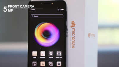 Micromax launches Bharat 5 smartphone at Rs 5,555