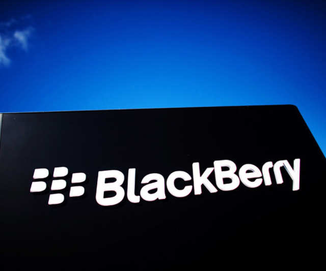BlackBerry software to be used in Baidu's self-driving platform