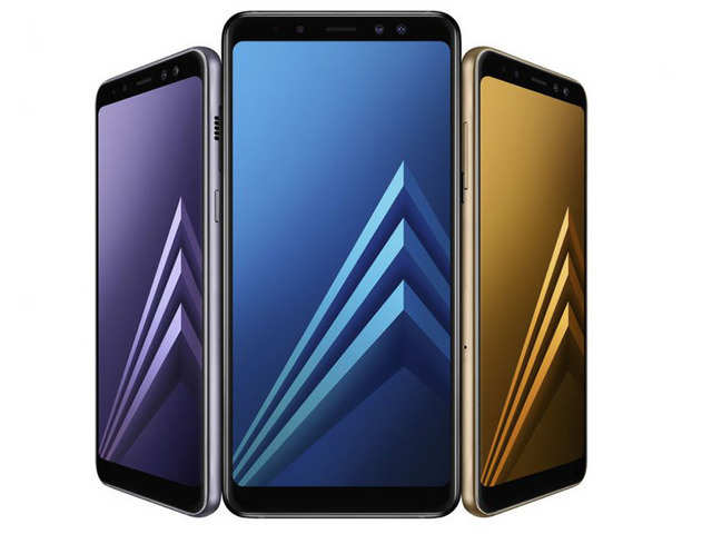 10deddbc6 Confirmed  Samsung Galaxy A8+ to launch in India as an Amazon exclusive