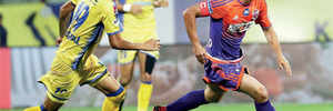 Yet another draw for FC Pune City