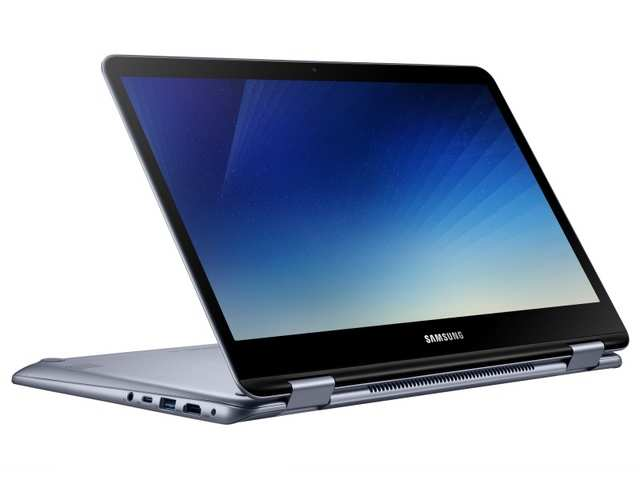 Samsung launches Notebook 7 Spin (2018) with 360-degree touch screen at CES 2018