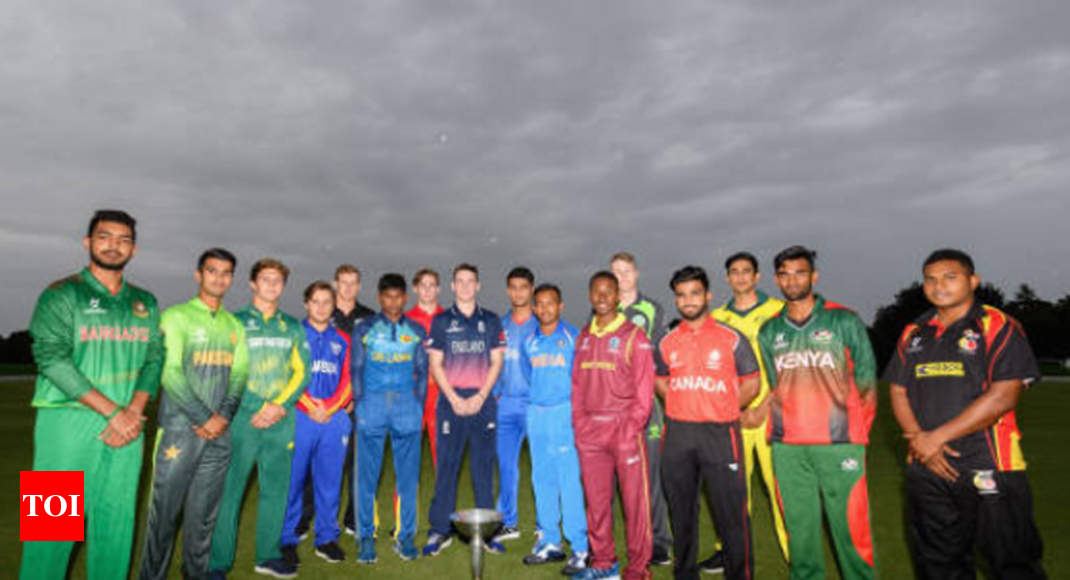 u19 world cup 2018 squads  full squad of all 16 teams of