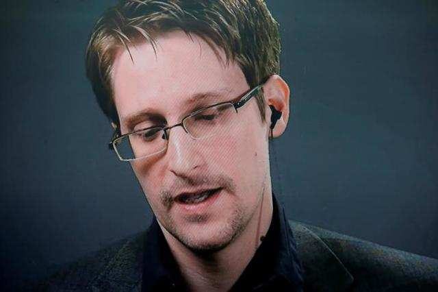 US whistleblower Edward Snowden (Reuters file photo)