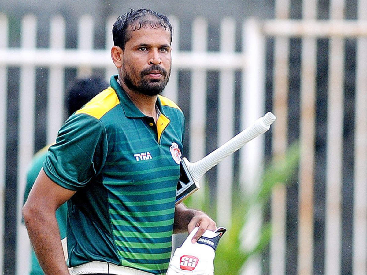 Yusuf Pathan: BCCI suspends Yusuf Pathan for five months on doping violation | Cricket News - Times of India