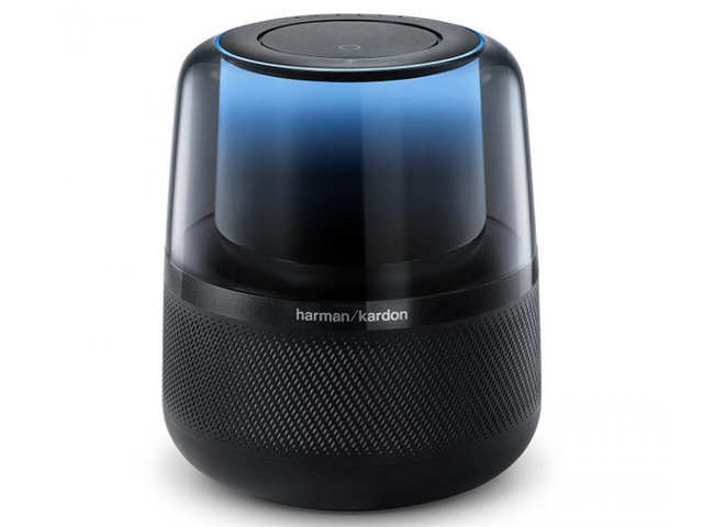 Harman Kardon Allure Portable voice-activated speaker with Alexa support announced at CES 2018