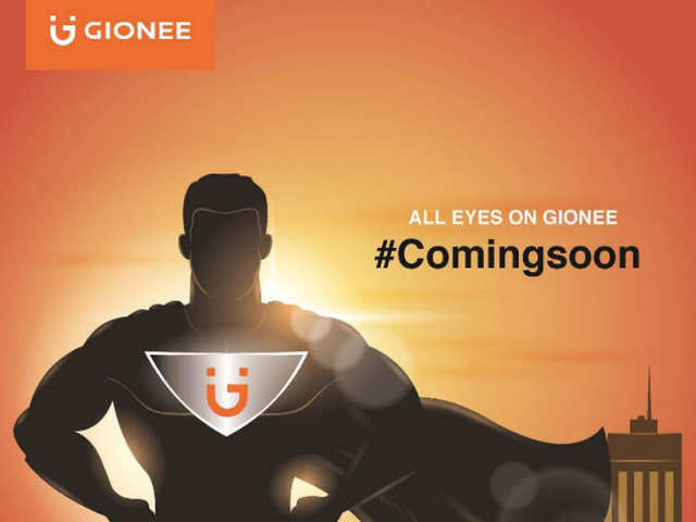 Gionee S11 smartphone with four cameras expected to launch in India soon
