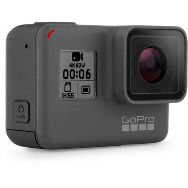GoPro Hero 6 Black action camera gets a price cut in India