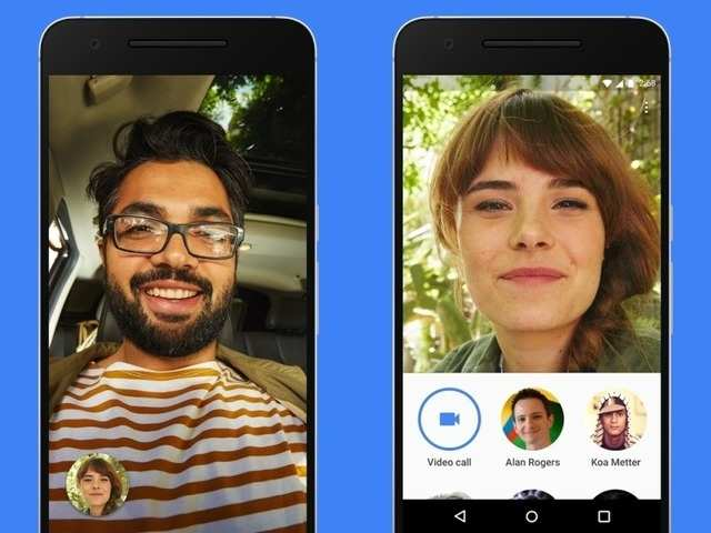 Users spot Google Duo working on smartphones that don't have the app installed