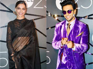 Deepika-Ranveer are opposite when it comes to style