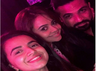 Gia Manek, Devoleena Bhattacharjee, Mohammad Nazim have fun at Saath Nibhana Saathiya reunion party
