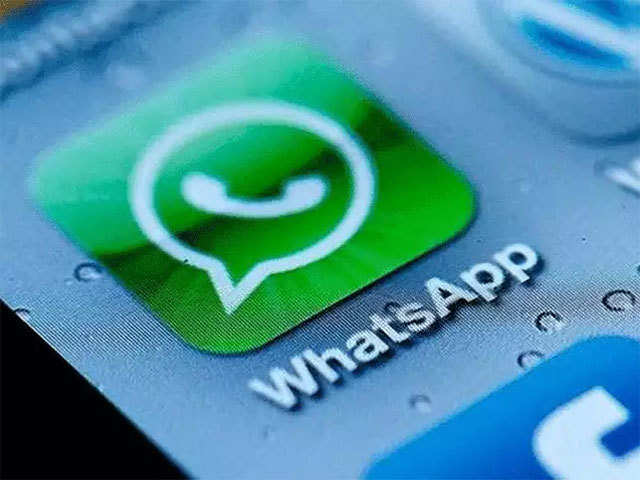 WhatsApp will act as a top layer that will identify the sender and the recipient in the back-end.