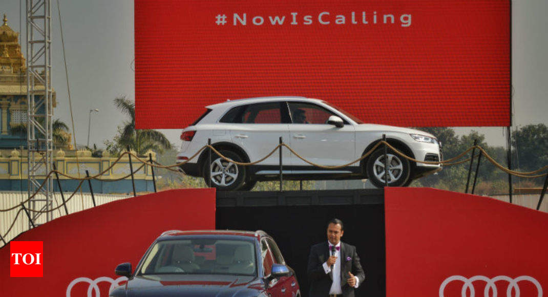 Audi India 2018 Q5 Launched In Starting At Rs 53 25 Lakh Times Of
