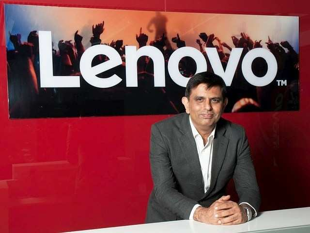 Lenovo's senior executive reveals the company's 'two-pronged' strategy for the Indian PC market