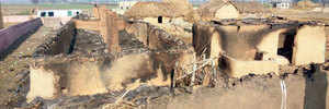 Incessant Pak shelling turns border areas into ghost villages