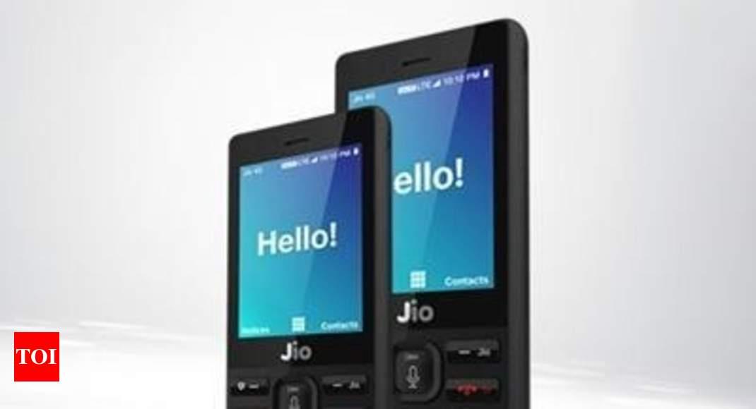 WhatsApp on Jiophone: US techie shows how to use WhatsApp on
