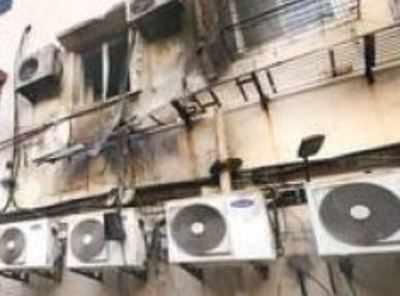 AC technician dies: Thane: Mechanic dies after blast in AC