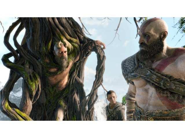 God of War set to release on April 20