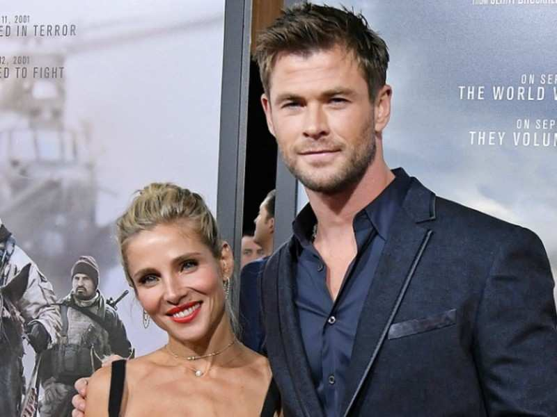 Elsa Pataky opens up about marriage struggles with Chris Hemsworth |  English Movie News - Times of India