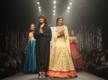 Soha Ali Khan and Esha Gupta dazzle at Dream Diamonds Delhi Times Fashion Week
