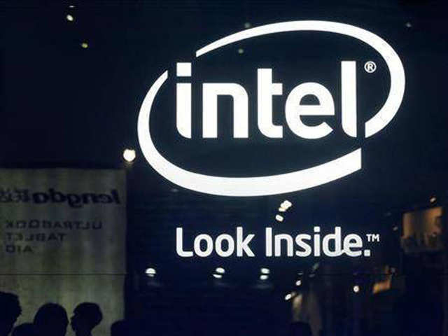 Intel shares hit dotcom-era highs on robust data center demand