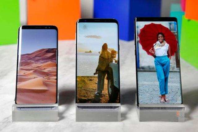 Samsung Galaxy S8 and S8+ Android Oreo stable update